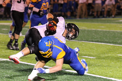 Football vs. East Canton