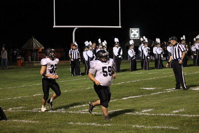 Football vs. Newcomerstown