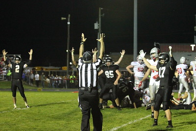 Football vs. Sandy Valley