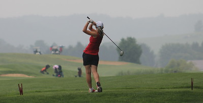 Girls' Golf @ IVC Preseason