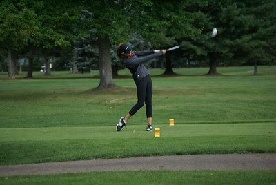 Girls' Golf @ Marlington Quad