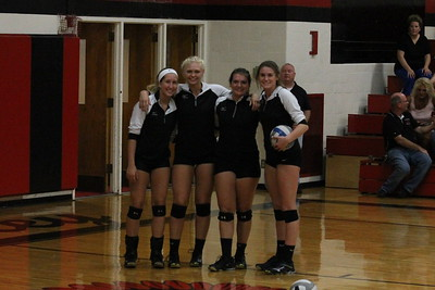 Volleyball vs. East Canton