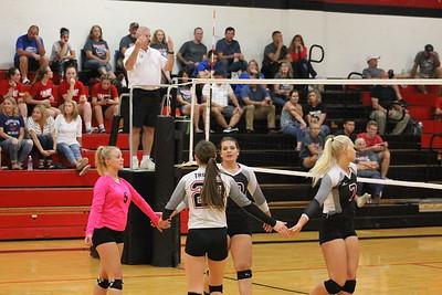 Volleyball vs. Garaway