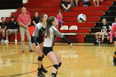 Volleyball vs. Sandy Valley (H)