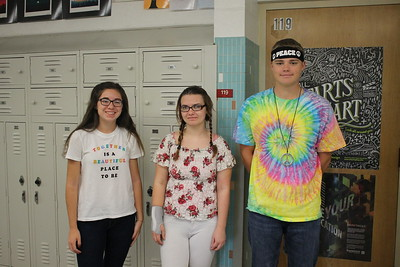 Spirit Week - Decades Day