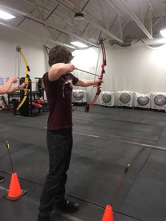 TVHS Gym Archery