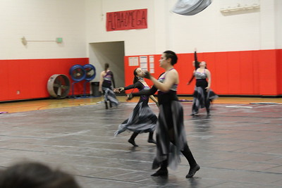 2018-02-01 Winter Guard Friends and Family Night