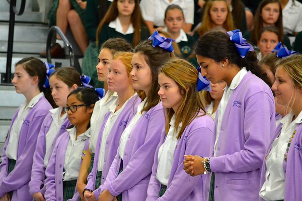 First Liturgy of the School Year