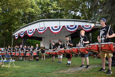 Drumline Performance OHD Kidz Night 08/17/17