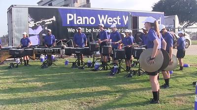 20170901 - Drumline Warmup 2