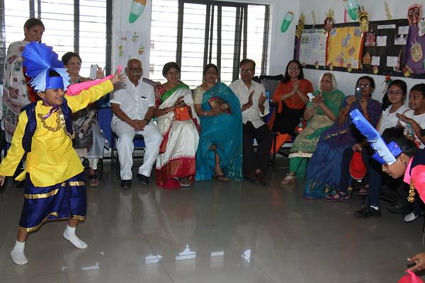 welcome speech for oath taking ceremony in schools