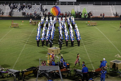 Marching Band Competitions