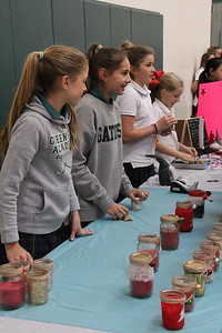 Middle School Craft Fair