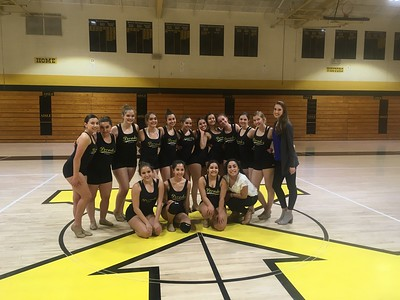 Last Practice for 2017-2018 - We will miss you SENIORS!