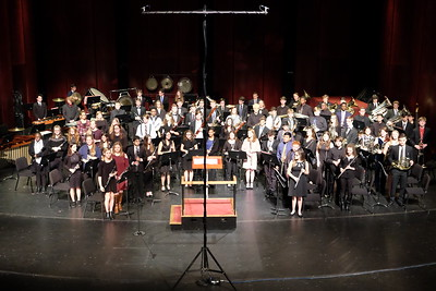 UNC-G Honor Band