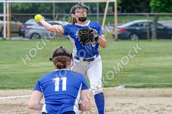 Attleboro-Brookline Softball - 05-17-18