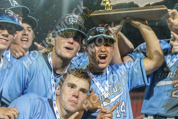 Franklin-Central Catholic baseball (Super 8 Final) - 06-18-18