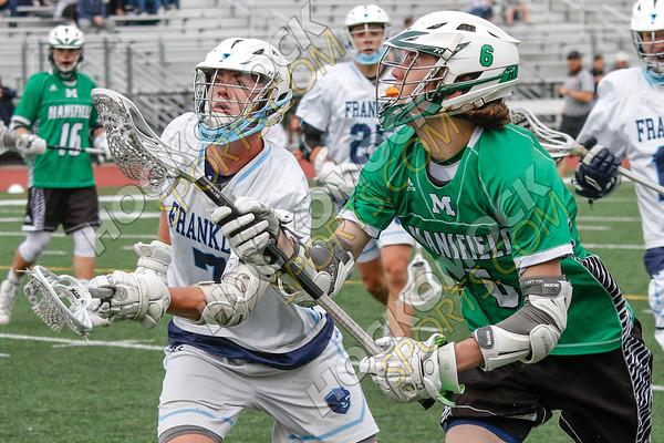 Mansfield-Franklin Boys Lacrosse - 06-06-18