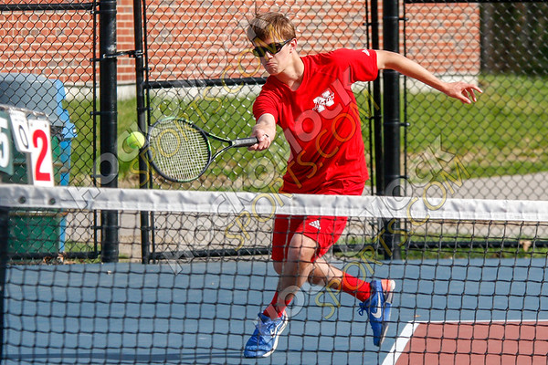 North Attleboro-Sharon Boys Tennis - 05-09-18
