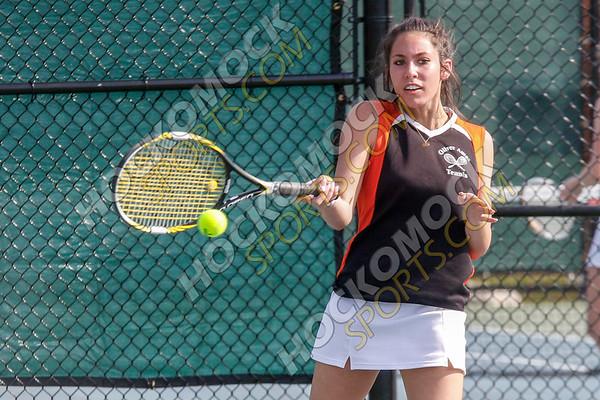 Oliver Ames-Foxboro Girls Tennis - 05-02-18