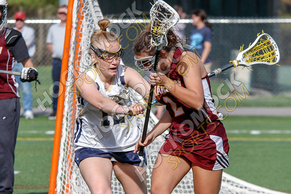 Sharon-Foxboro Girls Lacrosse - 05-02-18