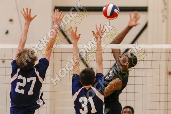 Taunton-Brookline Boys Volleyball - 06-05-18