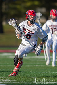 Park Tudor boys LAX vs. University 032118