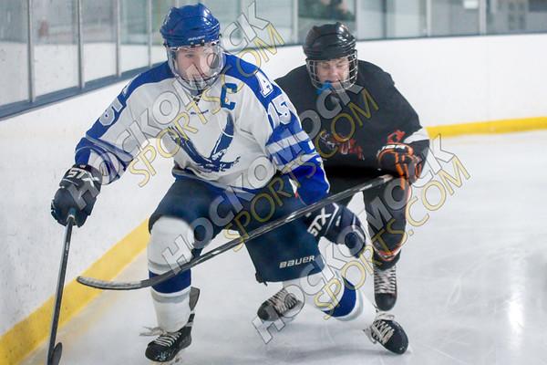 Attleboro-Oliver Ames Boys Hockey - 02-15-18