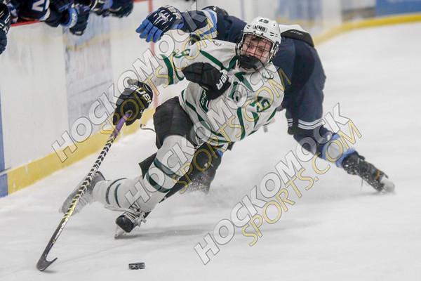 Canton-Franklin Boys Hockey - 02-08-18