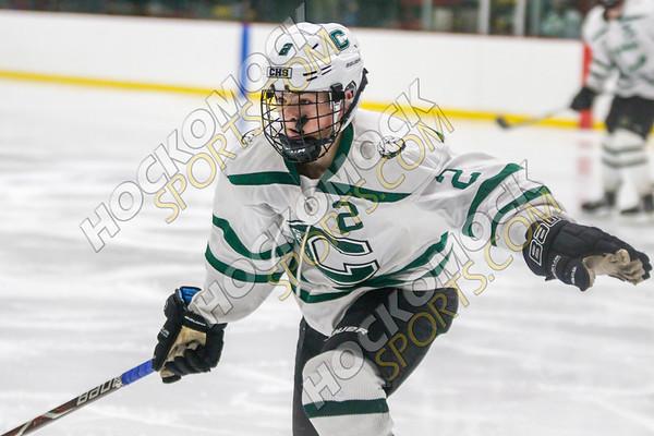 Canton-Somerset Berkley Boys Hockey - 02-27-18