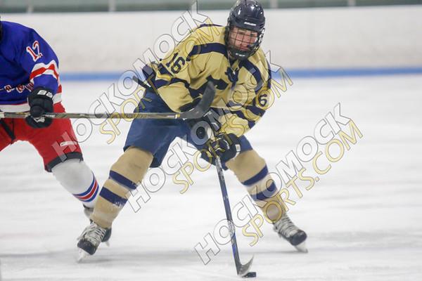 Foxboro-Ashland Boys Hockey - 02-26-18