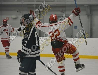 North Attleboro vs. Medway Boys Hockey 2-17-18