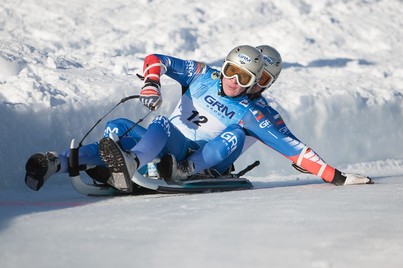Pavel Porshnev/Ivan Lazarev (RUS)