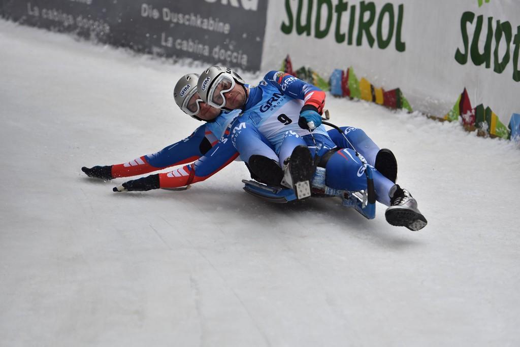 Aleksandr Egorov/Petr Popov (RUS)