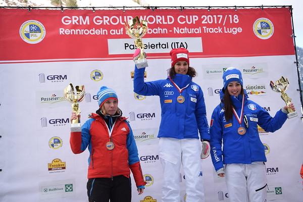 World Cup Passeiertal/Val Passiria (ITA) 17/18