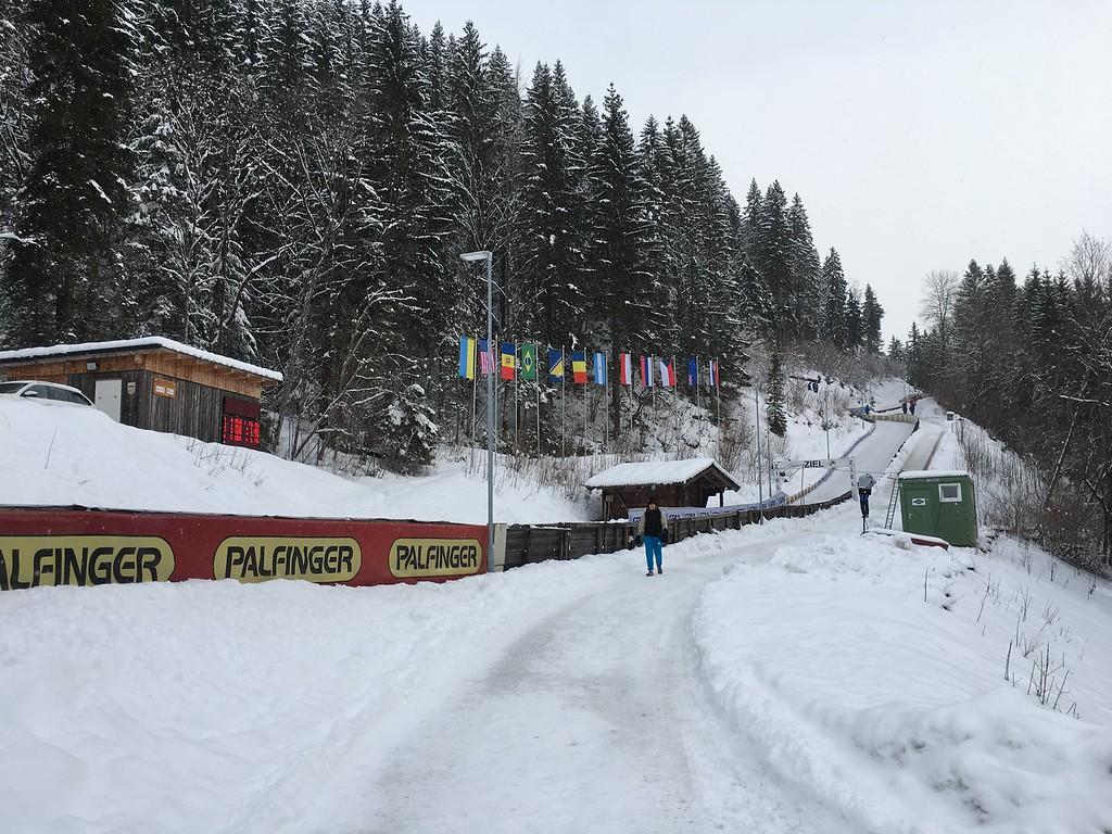 Track St. Sebastian