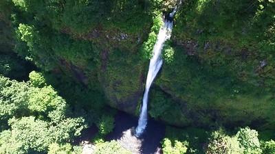 2-Rising at Horsetail Falls