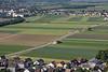 Ackerland zwischen 4622 Egerkingen und 4625 Oberbuchsiten © Patrick Lüthy/IMAGOpress.com