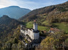 Schloss Neu - Bechburg , Spornburg in Oensingen - Die Burg wurde 1250 von den Freiherren von Bechburg erbaut - Stiftung Schloss Neu-Bechburg © Patrick Lüthy/IMAGOpress.com