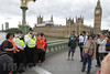 England - Tourists after London Bridge Terror Attacks