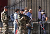 """France: """"Sentinelle"""" security plan at Notre-Dame Cathedral in Paris"""