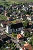 Alter Dorfkern mit der katholischen St.-Martins-Kirche in 4622 Egerkingen © Patrick Lüthy/IMAGOpress.com