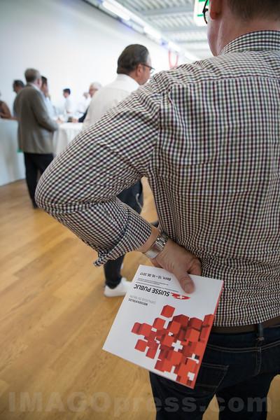 64. Generalversammlung des Schweizerischen Gemeindeverbandes bereit © Patrick Lüthy/IMAGOpress.com