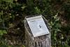 Hinweistafel Naturlehrpfad auf dem Wanderweg Jakobsleiter in 4622 Egerkingen © Patrick Lüthy/IMAGOpress.com