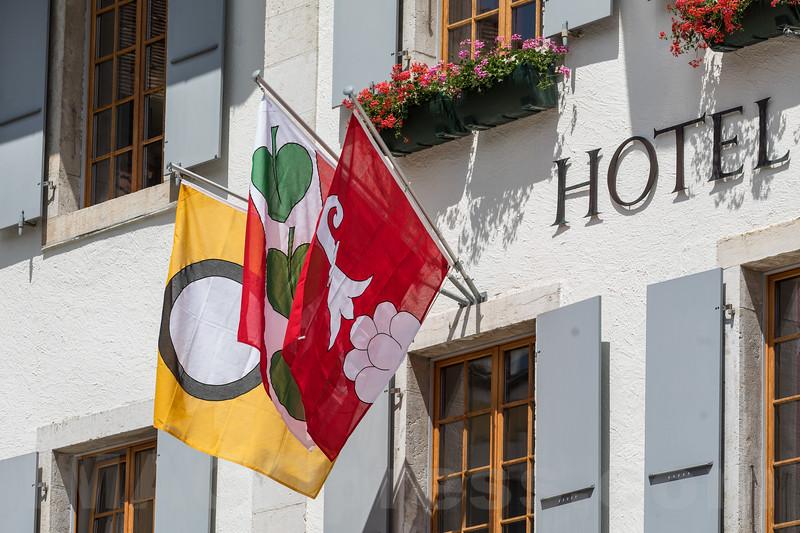 Hôtel de Ville in 2740 Moutier © Patrick Lüthy/IMAGOpress.com