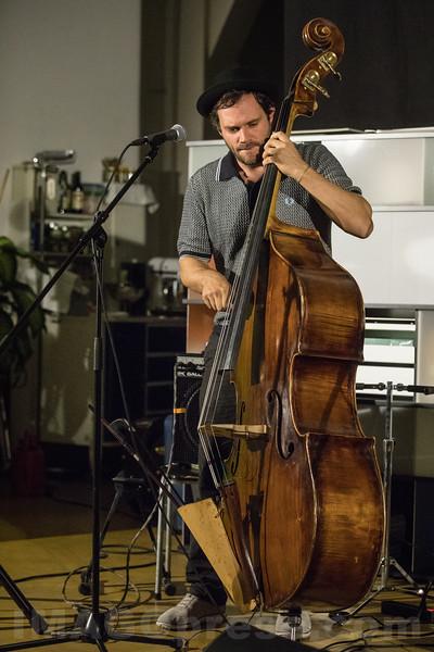 Konzert von Moes Anthill am 08.09.2017 im Schauraum in Olten © Patrick Lüthy/IMAGOpress.com