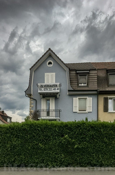 Verkauf eines Wohnhauses an der Pestalozzistrasse 25 in<br /> 4600 Olten © Patrick Lüthy/IMAGOpress.com