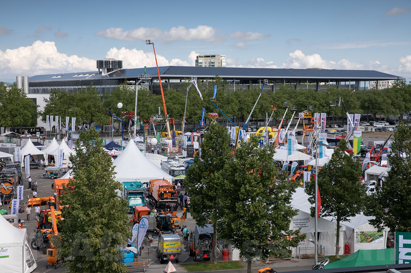 Messe Suisse Public im Kongresszentrum auf dem Bernexpo - Areal © Patrick Lüthy/IMAGOpress.com