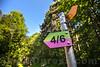 Wegweiser Wanderweg in 4622 Egerkingen © Patrick Lüthy/IMAGOpress.com