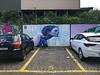 Hausfassaden mit Graffitis beim Provisorium 8 am Rötzmattweg in 4600 Olten © Patrick Lüthy/IMAGOpress.com